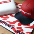 Supreme 21st t-shirt birthday cake