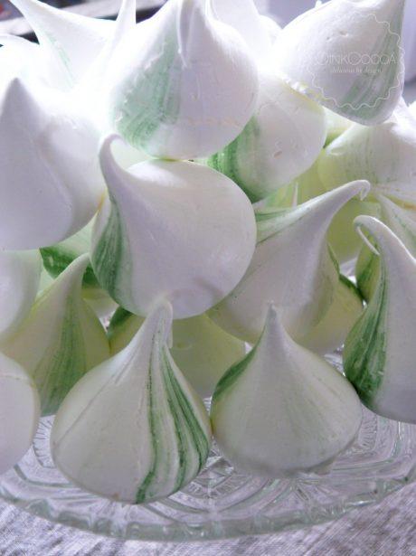 Botanical Christening Cake
