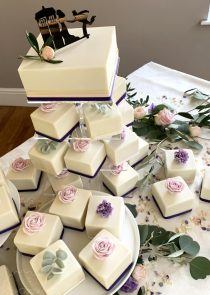 Mini Wedding Cakes Manchester