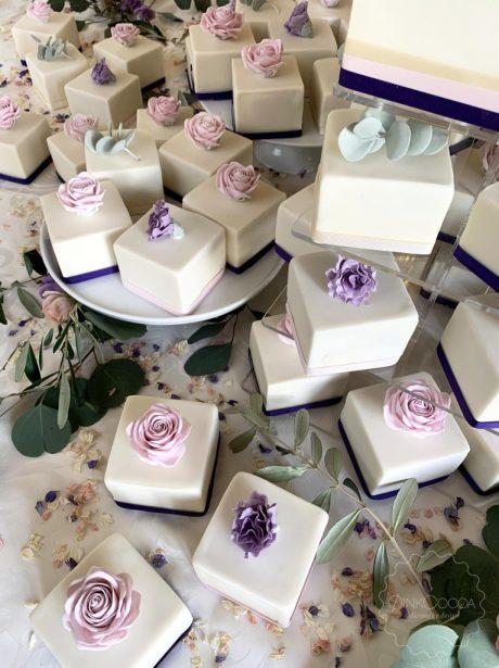 Mini Wedding Cakes Manchester