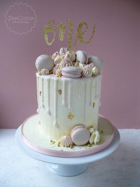 1st Birthday Cake Manchester