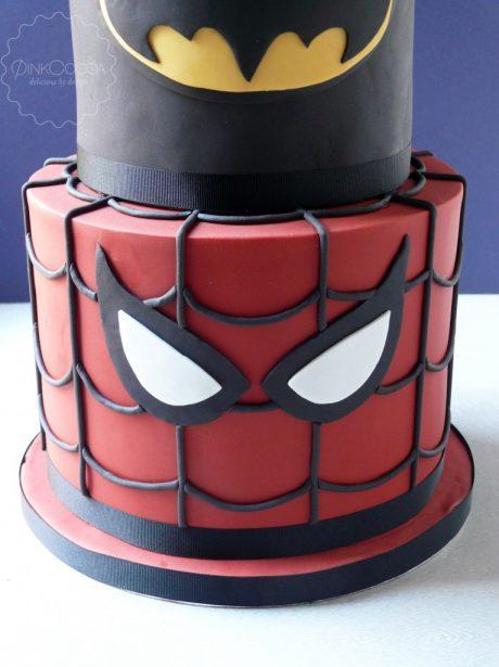 Superhero Cake Manchester